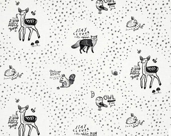 Adventure Baby Bedding, Woodland Nursery Bedding, Deer Crib Bedding, Changing Pad Cover, Black Gray White Baby Bedding, Adventure Awaits