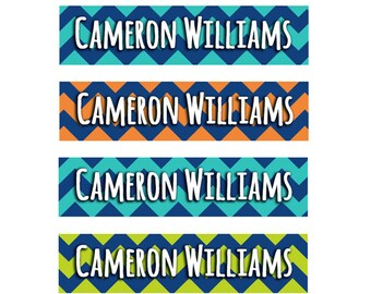 Iron-On Fabric Labels