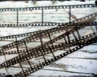 Xtra large film strips