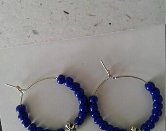 Blue Hoopy