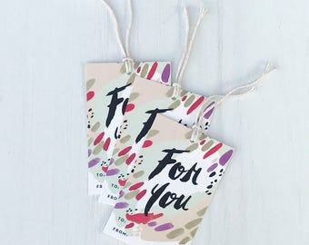 Painter's Gift Tags