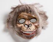 New Year chimpanzee paper mask