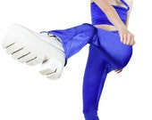 Peep Show Royal Blue Pant X American Deadstock 90s Vintage Clothing