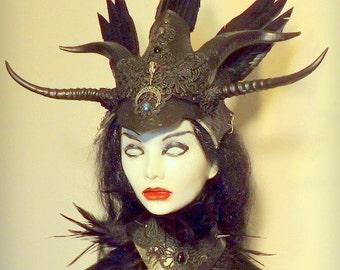 Witches Sabbath Headress