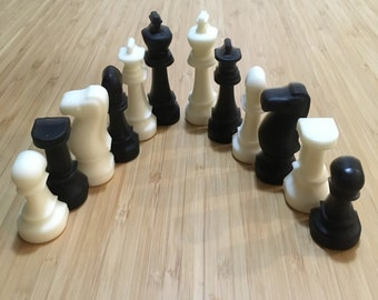 Chess Soaps