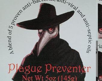 Plague Preventer Soap