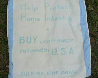 Vintage Sugar Pillow