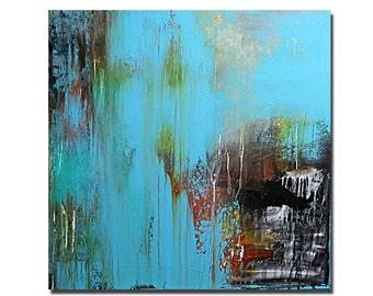 SALE....Mauve Morning........original acrylic painting abstract art