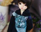 MSD WOLF hoodie