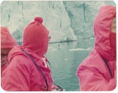 Antarctic Expedition abstract color vintage found photo photography social realism found mid century modern found snapshot