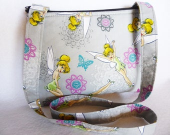 Kid's Crossbody Bag: Disney Tinker Bell