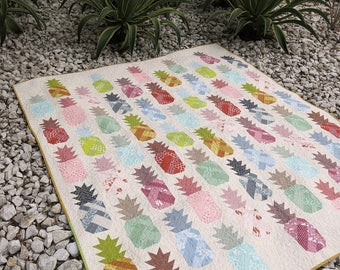 Elizabeth Hartman - Pineapple Farm - Quilt Pattern (EH_Pineapple)
