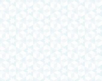 PRESALE - Diving Board - Starfish in Mist - Alison Glass for Andover - A-8638-L - 1/2 yd