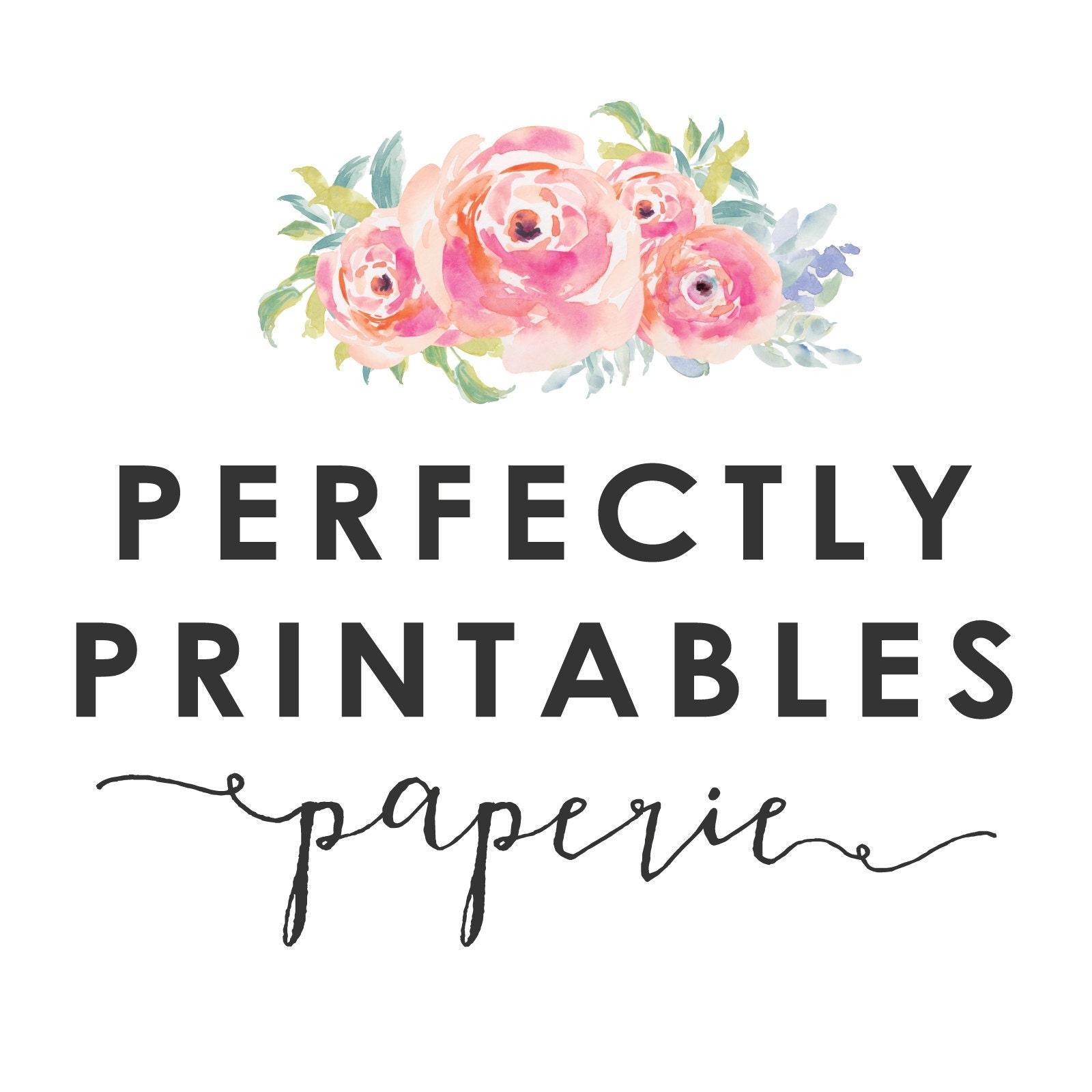 PerfectlyPrintables