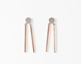 30% OFF// Double Stick Earrings