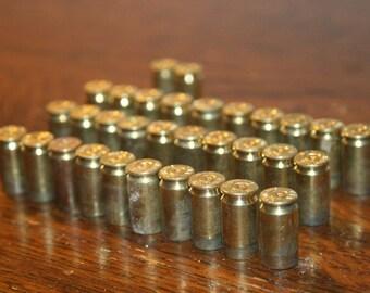 32 bullet size 9mm,9 mm,bullet jewelry,9 mm bullet casing,casing jewelry,9 mm brass,9 mm bullets,empty bullet casings,9 mm casings