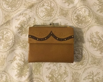 Vintage Lady Buxton  Leather Wallet,Ladies Wallet,Pocketbook