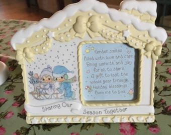 Precious Moments Picture Frame