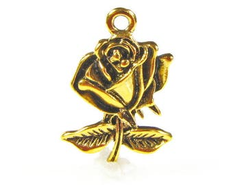 6 - Rose charms