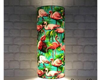 Retro Pink Flamingo Table Lamp Floor Lamp Bedside Lamp Kitsch