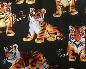 Tiger cubs pocket tee shirt s/m/l/xl