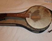 Banjo Mandolin For Restoration