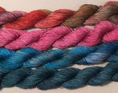 Silk Cord #4, 4-pack Bombyx/Mulberry Silk