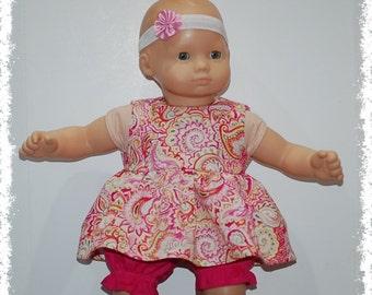 "Sleeveless Dress (Bitty Baby 15"" Doll)"