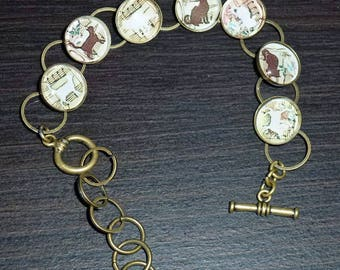 Beautiful bracelet with great pictures