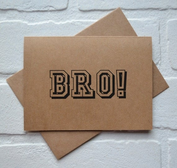BRO! Will you be my junior groomsman Card Funny wedding party usher groomsman Invitation card fun groomsman cards bridemaid proposal cards