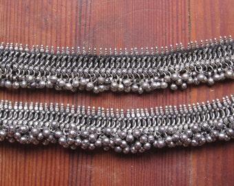 Tribal kuchi  anklets