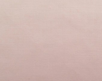 45 Inch Poly Cotton Broadcloth Peach Fabric by the yard - 1 Yard