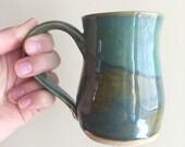 Bluesy Mug