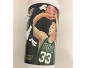 Larry Bird/Loony Tunes NBA/McDonalds Drink Cup