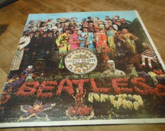 BEATLES      Sg. Peppers Lonly Hearts Club Band