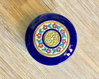 Jewelry dish / Ring dish / Organizer / Trinket dish / Ceramic / Bowl