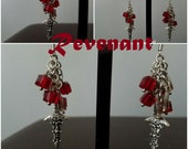 Revenant Guild Wars 2 Inspired Earrings - Hypoallergenic