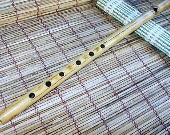 Flute  Key of E mayor Bamboo.Low E.