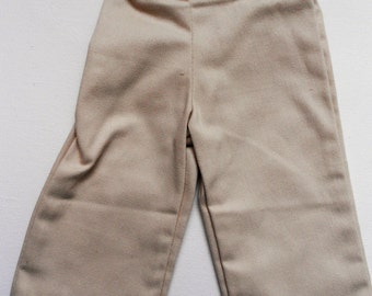 On Sale Now! khaki pants for American Girl doll and 18 inch dolls