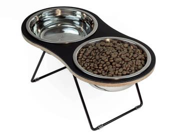 the Peanut 2 Large Modern Pet feeder