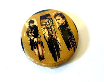 Vintage 1980s THE POLICE -  Pinback Button Pin