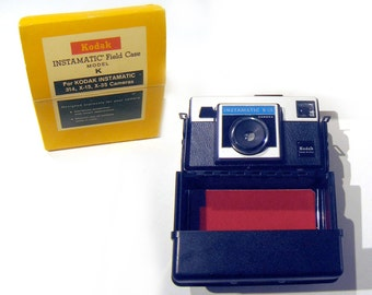 Kodak Instamatic with Field Case Model K