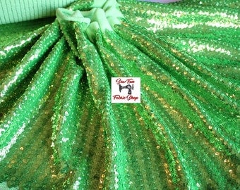 Stretch Sequin Fabric..great for costumes, dance, theater, formal wear, pageant.