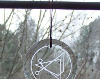 Happiness Talisman / Window Charm