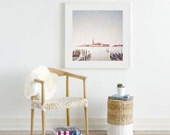 Framed Wall Art, Ready to Hang, Venice, Framed Photography, Venice Art Print, Italy, Art in Frame, Framed Wall Decor