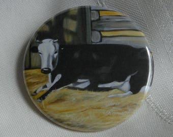 A Cow: Magnet