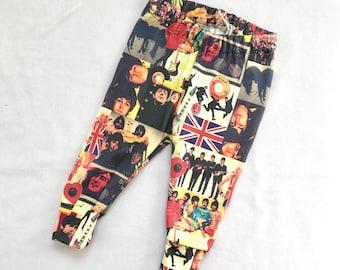 The Beatles Organic Leggings