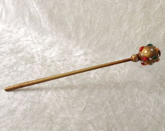 New - Wand: 'Simple but fancy' - handmade, artistic, wand