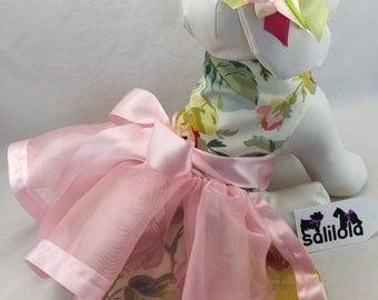 Salilola Spring - Reversible Dog Dress