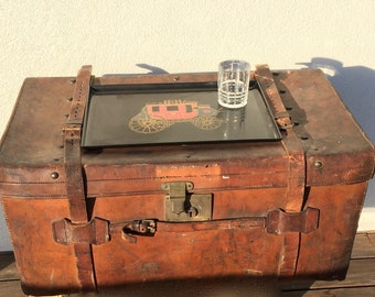 Where can rare old trunks be found for sale?